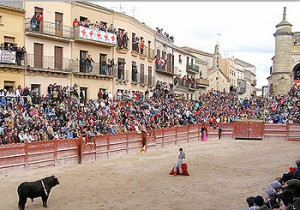 Navasfrias - Programa taurino para el Carnaval del Toro !!