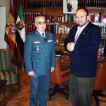 The new commander of the Civil Guard is natural Navasfrías Caceres