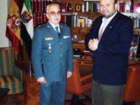 Navasfrias - El nuevo comandante de la Guardia Civil de Cáceres es natural de Navasfrías