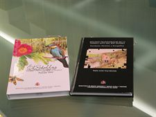 Navasfrias - Se publican dos libros sobre la fauna y flora de El Rebollar y los molinos de la cuenca alta del Águeda