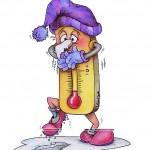 Navasfrías registra la temperatura mínima del verano