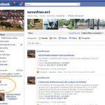 Navasfrías .net en menos de un año consigue casi 1000 visitantes mensuales y 400 seguidores de Facebook
