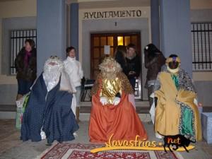 Navasfrias - LOS REYES MAGOS,TAMBIEN VISITAN NAVASFRIAS.