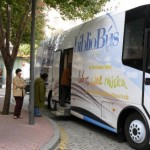 Ruta del bibliobus por los pueblos de salamanca y la provincia de Salamanca