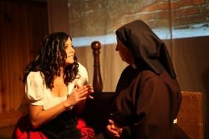 Navasfrias - Estreno en El bodón de la obra de teatro Heroínas anónimas