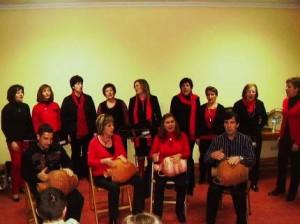Navasfrias - Ciudadrodrigo y La comarca de El Rebollar celebró el II Festival de Villancicos