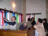 Navasfrias - Ciudad Rodrigo, Y en San Blas … La cigüeña verás