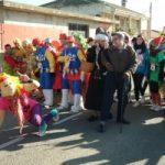 Ciudad Rodrigo, carnaval del toro la carrera Cross del Carnaval