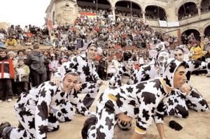 concurso de disfraces ciudadrodrigo carnaval del toro