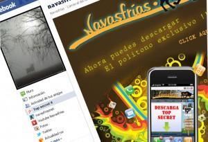 politono navasfrías en facebook para fardar en carnavales