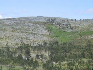 Navasfrias - Estudo da morfologia granítica na Serra das Mesas / Estudio de la morfología granítica de la Sierra de Mesas