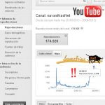 Navasfrias arrasa con los videos y entrevistas en youtube
