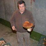 El pate de hongos de Navasfrias sorprende en la feria agroalimentaria