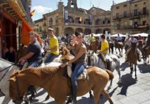 Navasfrias - XII Feria del Caballo de Ciudad Rodrigo