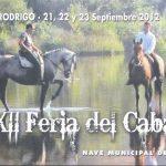 Ciudad Rodrigo hosts a medieval fair in XII Horse Fair