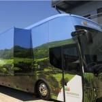 Navasfrias - Autobus Iberdrola