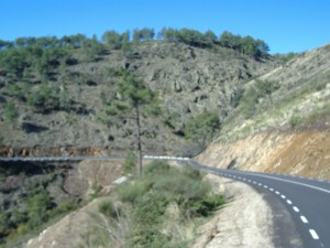 Navasfrias - Ruta senderista domingo 5 Mayo