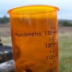 Navasfrias - Record de lluvia en marzo en Navasfrias