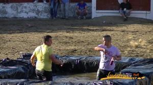 Navasfrias - Navasfrias  San Juan 2013, David al habla