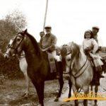 Ruta de los contrabandistas, a caballo.