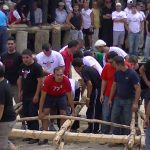 Encierro y toro prueba Lageosa da Raia 2013
