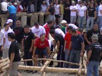 Navasfrias - Encierro y toro prueba Lageosa da Raia 2013