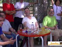 Navasfrias - Navasfrias campeonato de rana en  EL BARDAL