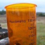 Navasfrias - Llovió con ganas 85,4 l/m2 en Navasfrías