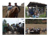 Navasfrias - Ruta a caballo a us Soito el día 23 de marzo