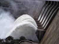 Navasfrias - Río Águeda se desborda