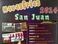 Navasfrias - Fiestas San Juan 14 Navasfrias
