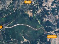 Navasfrias - Carretera Navasfrias y frontera portuguesa