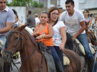 Navasfrias - Invitación a convivencia con caballos. Asociacion Santiago Apostol y A revolera