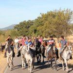 Ruta a caballo a Soito