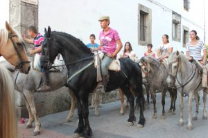 A Revolera ruta caballo