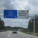 Pagar autovías en Portugal
