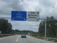 Navasfrias - Pagar autovías en Portugal