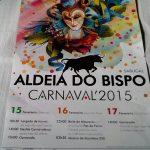 Carnavales a la vista en Aldeia do Bispo