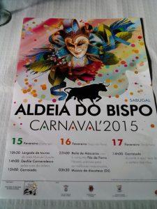 lISTO cARNAVAL 2015