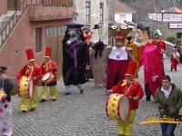 Navasfrias - Aldeia do Bispo Carnaval 2015