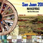 Navasfrias fiestas San Juan 2015