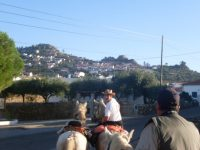 "Navasfrias - Nueva ruta a caballo "" A Revolera """