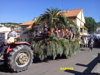 Navasfrias - Ruta caballo San Isidro alrededores Navasfrias