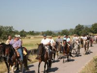 Navasfrias - Convivencia a caballo A Revolera