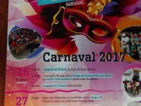 Navasfrias - CARNAVAL ALDEIA DO BISPO 2017
