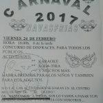 Carnaval Navasfrias 2017