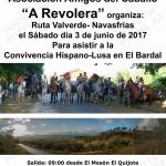 HORSE RIDING OF FRESNO Navasfrías VALVERDE