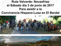 Navasfrias - RUTA A CABALLO VALVERDE DEL FRESNO NAVASFRIAS