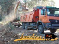 Navasfrias - Carretera Navasfrias- Valverde del Fresno   ( Inauguración)