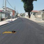 Asfaltado casco urbano Navasfrias
